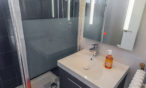 Gite Brest - Au bout du ponton - salle d'eau du 1ère étage