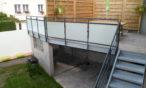 Gite Brest - Au bout du ponton- terrasse
