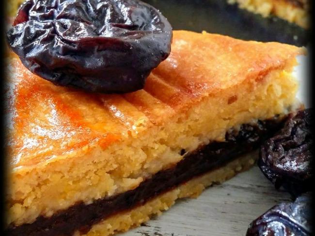 Le gâteau Breton, le vrai avec mes petits secrets, nature ou à la crème de  pruneaux