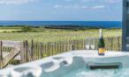 la maison des gardiens de l'océan avec spa - jacuzzi de luxe