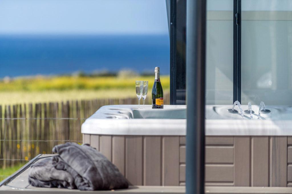 gite plougonvelin - La maison des gardiens de l'océan avec spa, location vacances spa bretagne