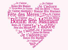 fêtes des mères 2021 France